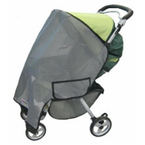 Sasha Kiddie Peg 1 Peg Perego Aria, Uno, Pliko P3, Pliko Switch, GT3, Vela Single Stroller Sun, Wind and Insect Cover -