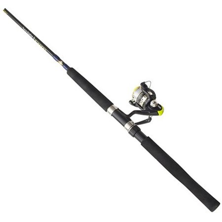 8 ft 0 in  Crappie Fighter ULSZ Spinning No 6 Combo - 2