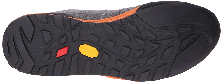 Scarpa Men's Gecko Approach Shoe, Shark/Tonic, 43.5 EU/10 1/3 M US