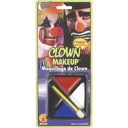 Clown Kit Makeup](Freaky Clown Makeup)