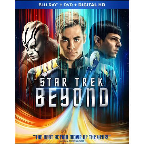 Star Trek Beyond (Blu-ray + DVD) by Paramount