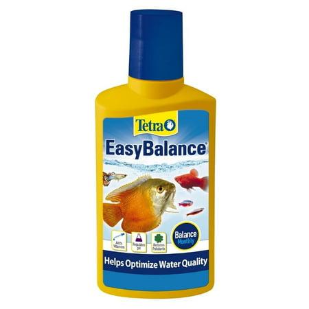 - Tetra EasyBalance pH and Alkalinity Regulator Aquarium Water Conditioner, 3.38 oz