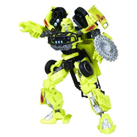 Transformers Studio Series 04 Deluxe Ratchet (Transformers 3 Dark Of The Moon Ratchet)