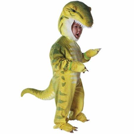 Child's T-Rex Toddler Halloween Costume