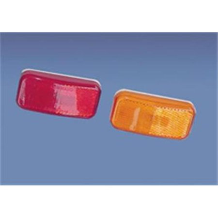 89237R Command Clearance Lens Red
