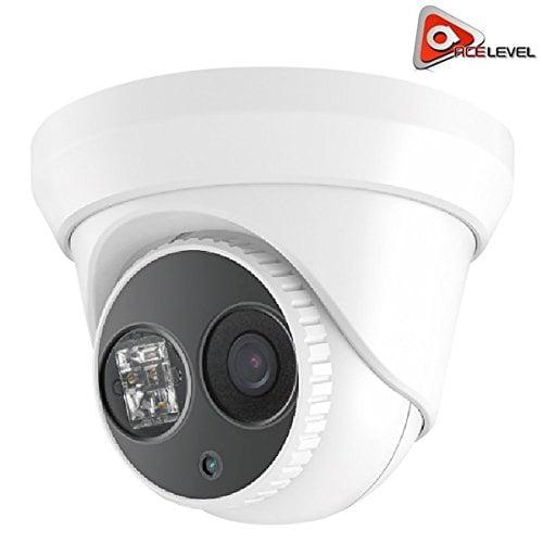 LTS, Surveillance Camera, CMIP1122-28, Platinum Fixed Lens Turret Camera 2.1MP - 2.8mm