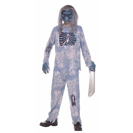 Scary Dead Corpse Kid Costume Child Large