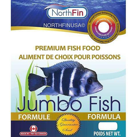 Northfin Jumbo Fish Formula 4mm