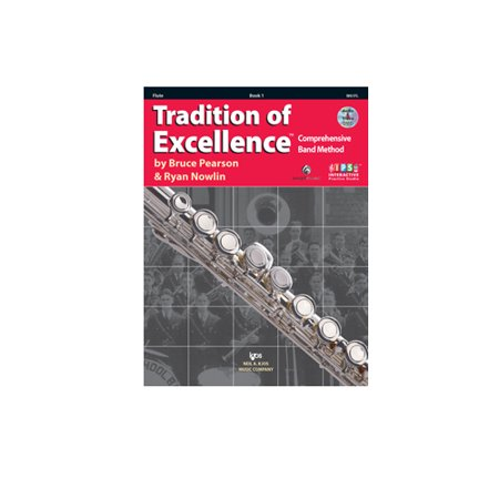 Standard Excellence Book 1 Flute (Tradition of Excellence - Book 1 -)