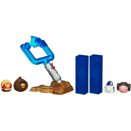 Angry Birds Star Wars Early Angry Birds Package - Angry Birds Halloween 3-13 Three Stars