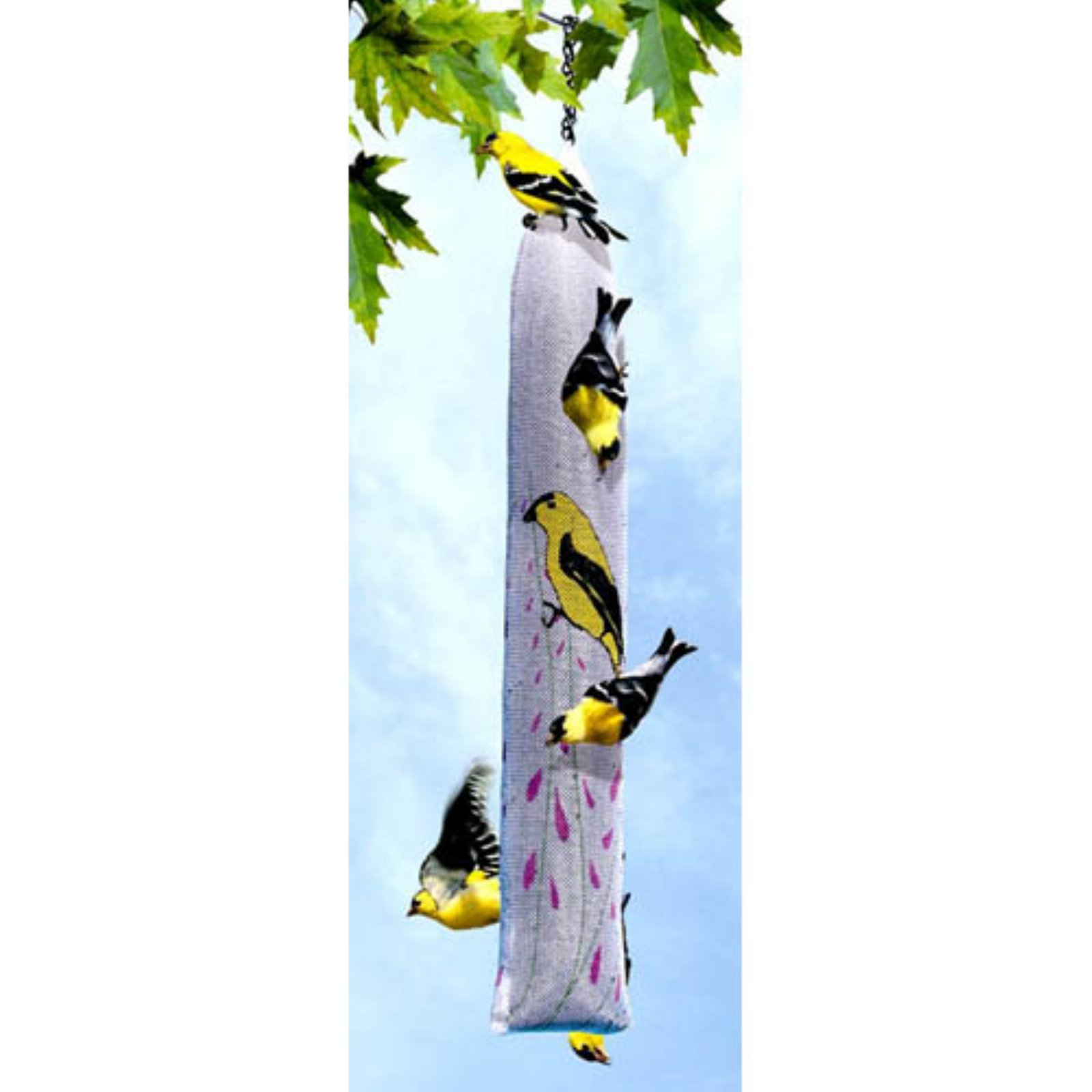 Perky-Pet Thistle Sack Finch Wild Bird Feeder