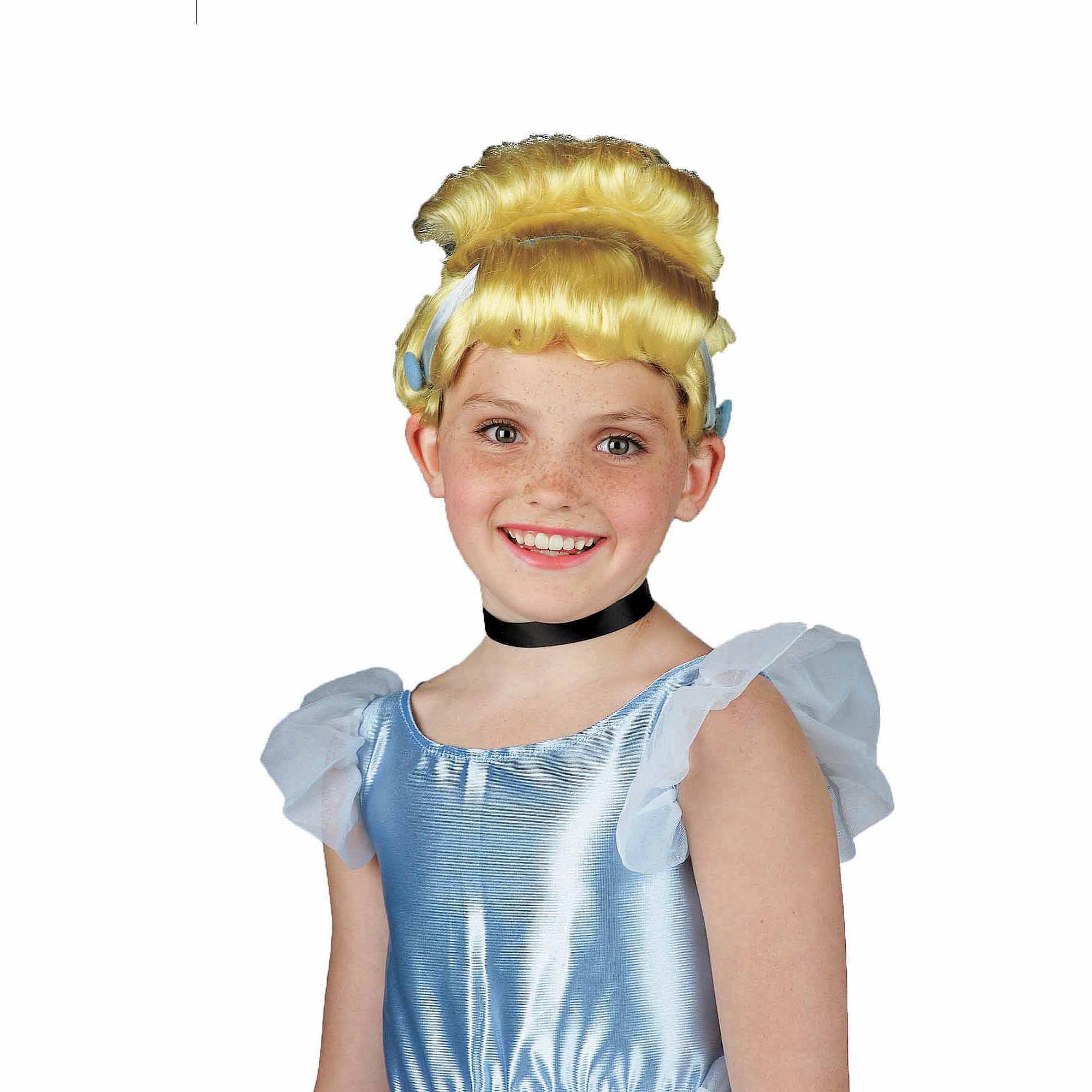 Cinderella Wig Child Halloween Accessory