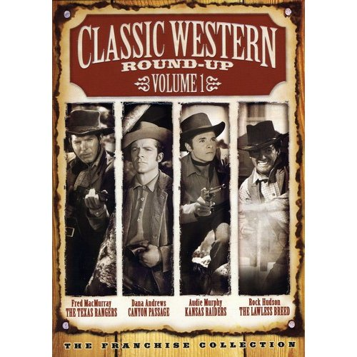 Classic Western Round Up: Volume 1 (Full Frame)