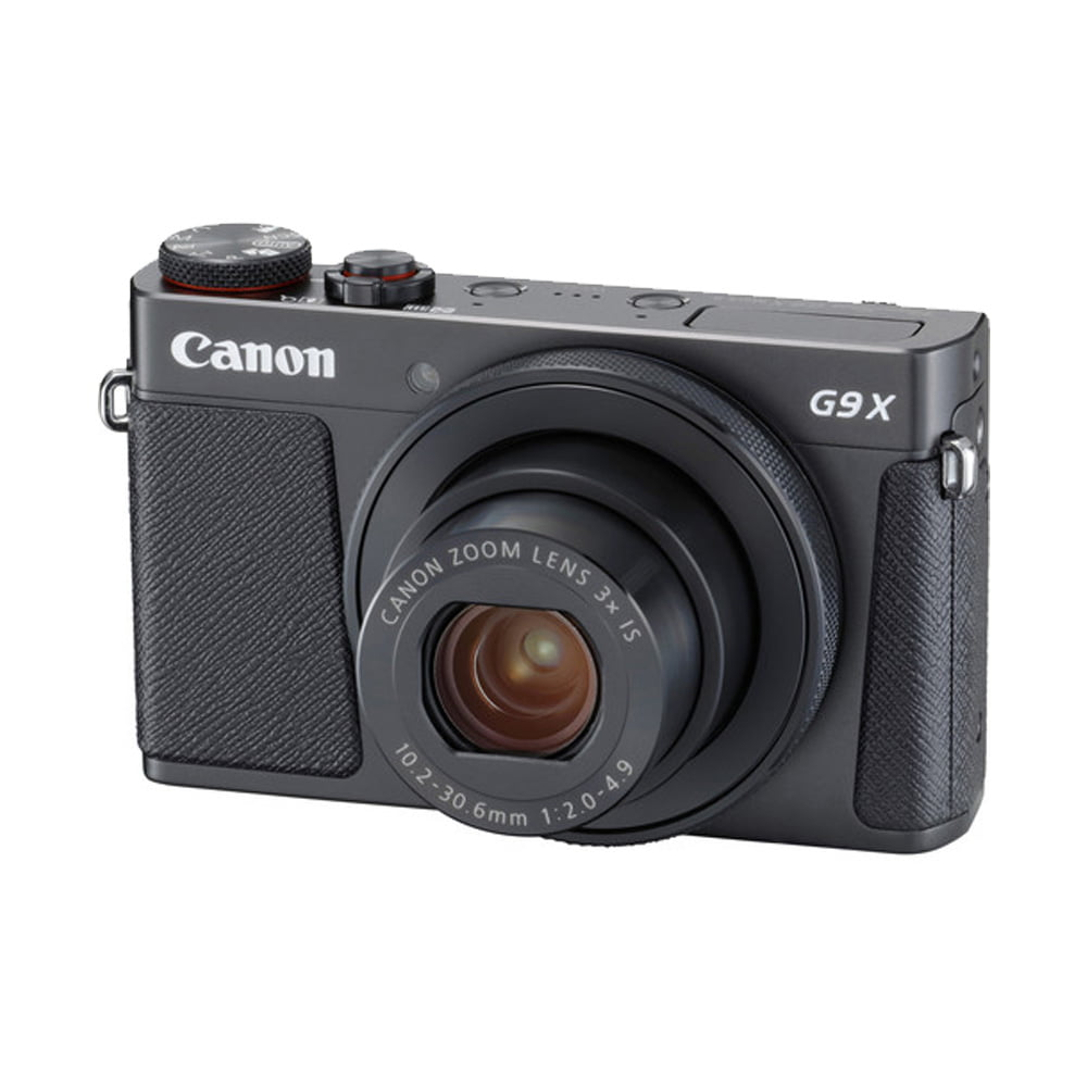Click here to buy Canon PowerShot G9 X Mark II Digital Camera Silver by Canon.
