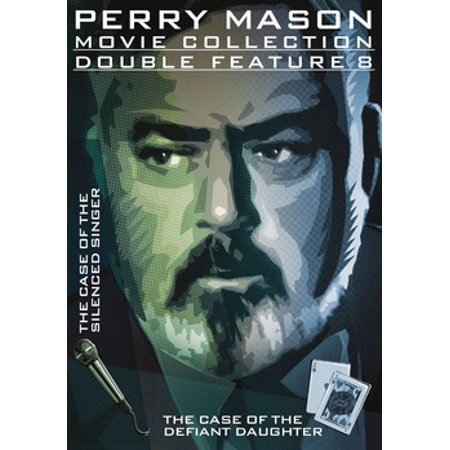 Perry Mason Double Feature: The Case of the Silenced Singer / Defiant Daughter (DVD)](Hayley Williams Singer)