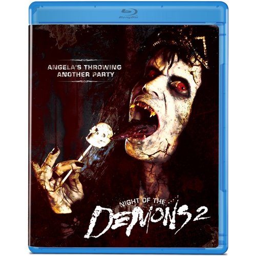 Night Of The Demons 2 (Blu-ray) (Anamorphic Widescreen)