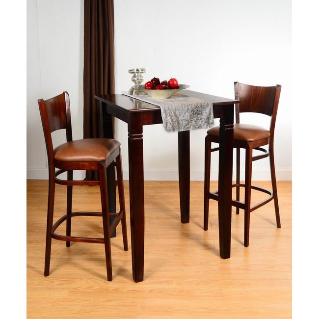Beechwood Mountain Crown Bar 3-piece Furniture Set by Overstock