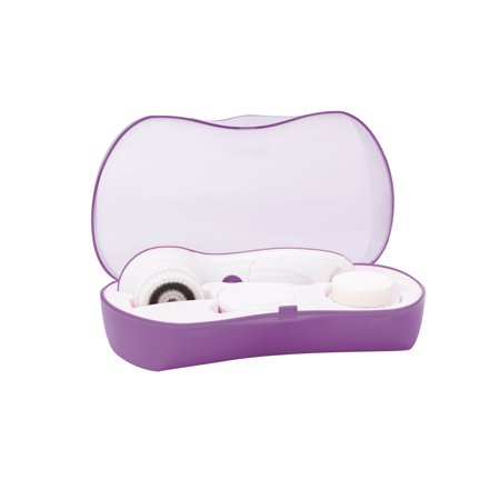 Danielle Deep Facial Cleansing System, Lavender, 3 Ct