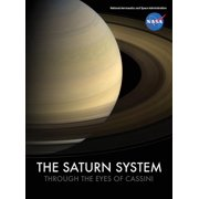 The Saturn System Through The Eyes Of Cassini (Hardcover)