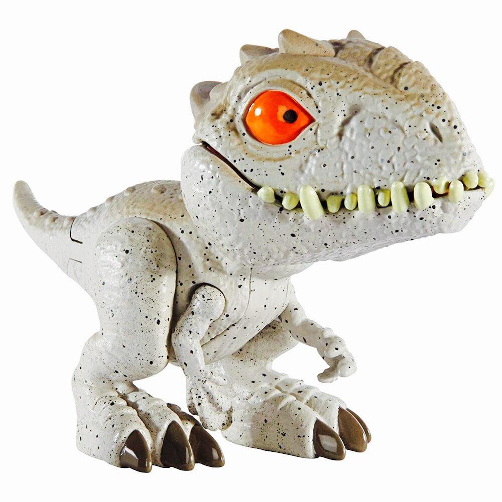 Jurassic World Snap Squad Indominus REX Set of 2 Colors Mattel New