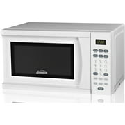 Sunbeam 0.7 Cu. Ft. Microwave Oven, White
