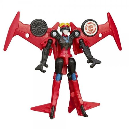 Wing Blade (Transformers Robots in Disguise Legion Class Windblade Figure)