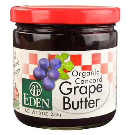 Eden Foods Organic Concord Grape Butter