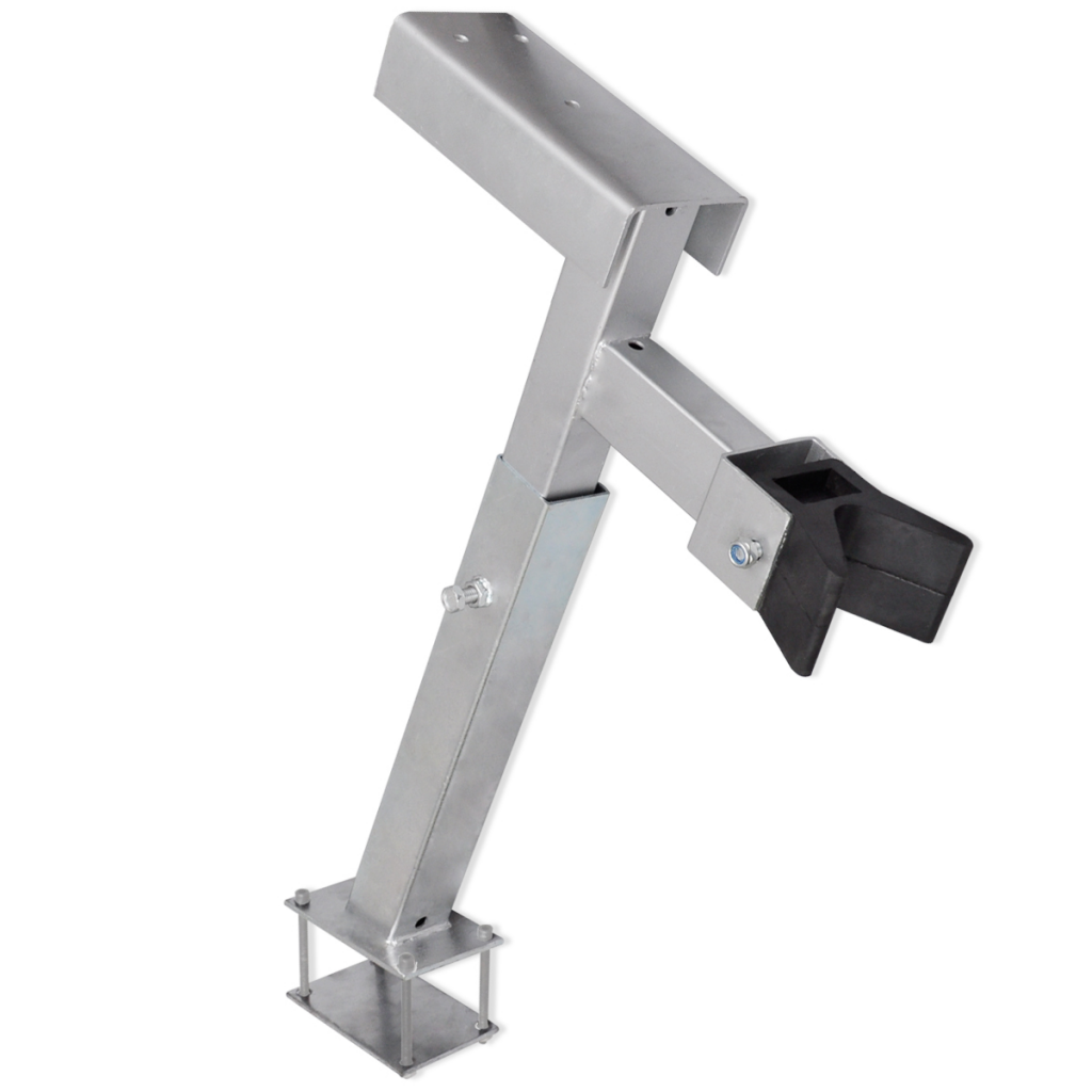 Anself Boat Trailer Winch Stand Bow Support by