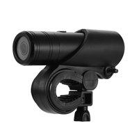 Cylindrical 2MP 1080P Full HD Aluminum Sport Action Camera Mini Camcorder Bike Helmet Camera Water-resistant Outdoor DV Video Camera USB Charging