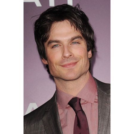 Ian Somerhalder Halloween (Ian Somerhalder At Arrivals For Noah Premiere Ziegfeld Theatre New York Ny March 26 2014 Photo By Kristin CallahanEverett Collection)