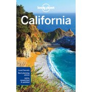 Travel guide: lonely planet california - paperback: 9781786573483
