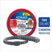 Best Flea Collars For Dogs - Adams Flea and Tick Collar for Dogs Review