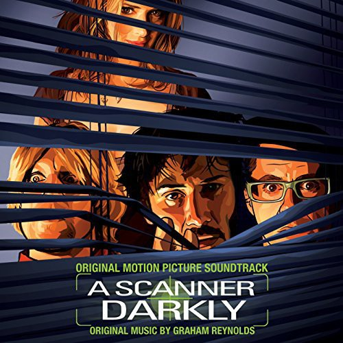 Scanner Darkly - Scanner Darkly [CD]