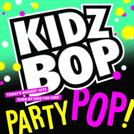 Kidz Bop Party Pop (CD) - Kidz Bop This Is Halloween