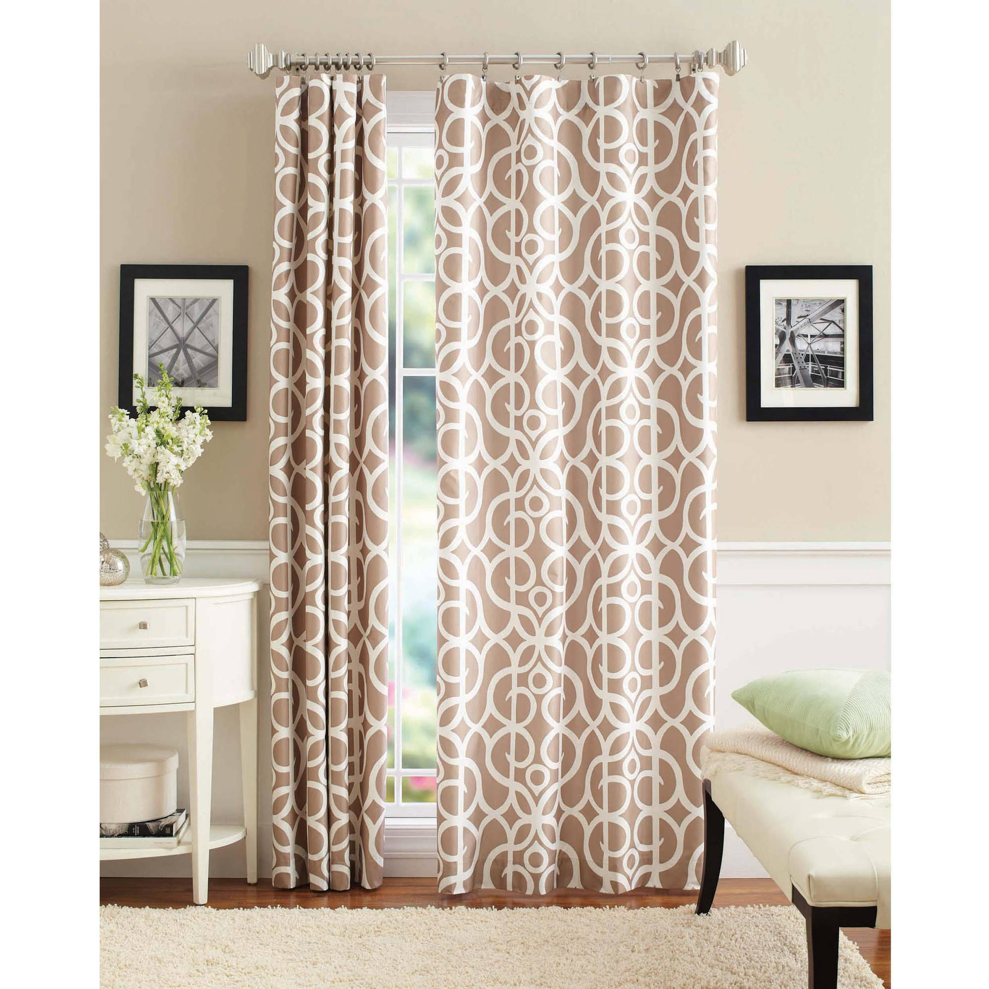 Better Homes and Gardens Marissa Curtain Panel