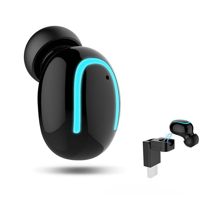 Wireless Earbud Black Friday V4 2 Mini Bluetooth Earbud Car Bluetooth Headset Invisible Headphone With Mic 6 Hr Playing Time Cell Phone Bluetooth Earpiece For Iphone Samsung Android One Pcs Walmart Com Walmart Com