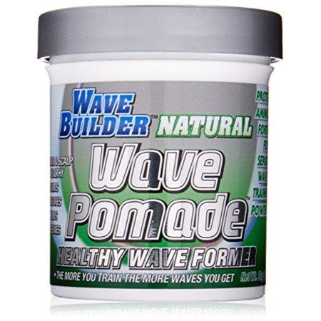 Wavebuilder Natural Wave Pomade Healthy Wave Former, 3
