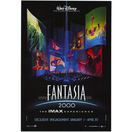 Fantasia 2000 POSTER Movie (27x40)
