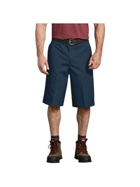 """Genuine Dickies Men's 13"""" Loose Fit Flat Front Short"""