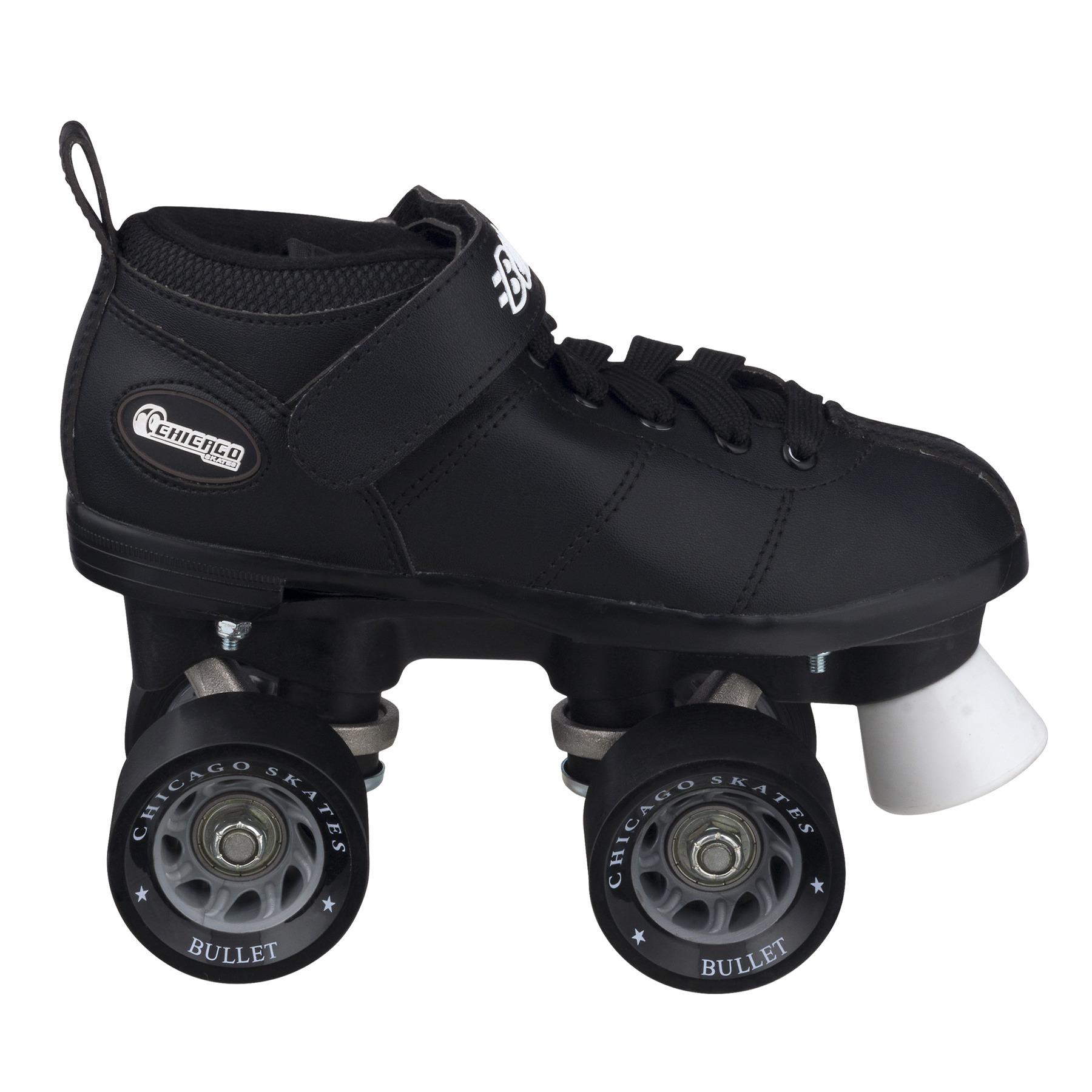 """Chicago Skates """"Bullet"""" Deluxe Speed Skate, 1.0 PR"""