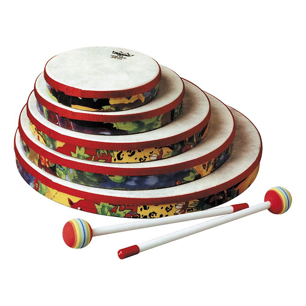 Remo Kid's Percussion Rain Forest Hand Drum  8' x 1'