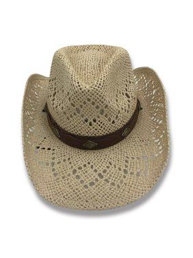 beb37e48ae407 Product Image Old Stone Lacey Women s Cowboy Drifter Style Hat