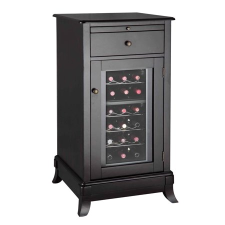 Vinotemp 18-Bottle Wine Cellar Brown VT-CAVA1