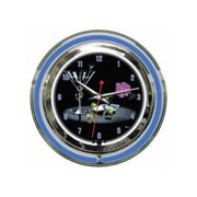 Pocket Rockets Clock