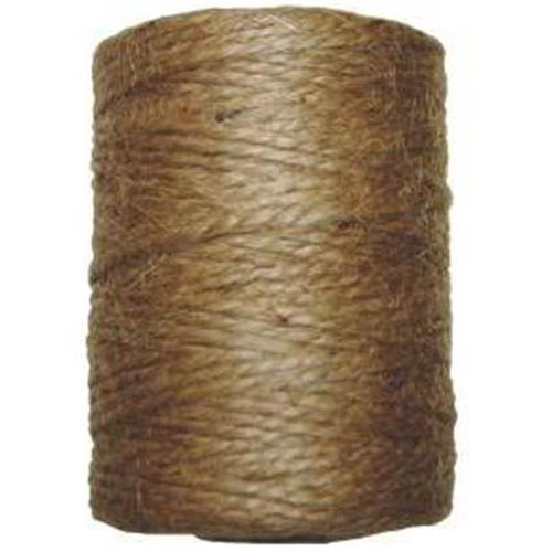 Ben-Mor 60562 Jute Twine 2 Strands Large, 115 ft,