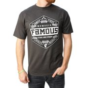 Famous Stars And Straps Men's Cito Shield Graphic T-Shirt