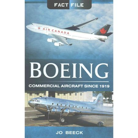 Boeing  Commerical Aircraft Since 1919