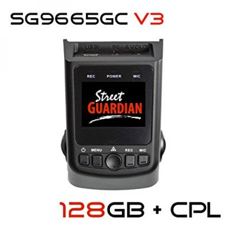 Street Guardian Sg9665gc V3 2017 Edition   128Gb Microsd Card   Cpl   Usb Otg Android Card Reader   Gps  Supercapacitor Sony Exmor Imx322 Wdr Cmos Sensor Dashcam 1080P 30Fps  Best Of   Dashcamtalk