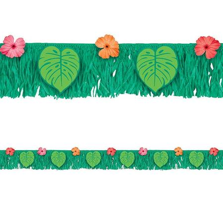 Tropical Jungle Summer Luau Party Decoration ()