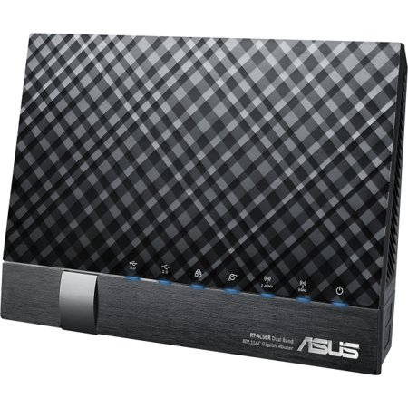 Asus Rt Ac56r 802 11Ac Dual Band Wireless Ac1200 Gigabit Router